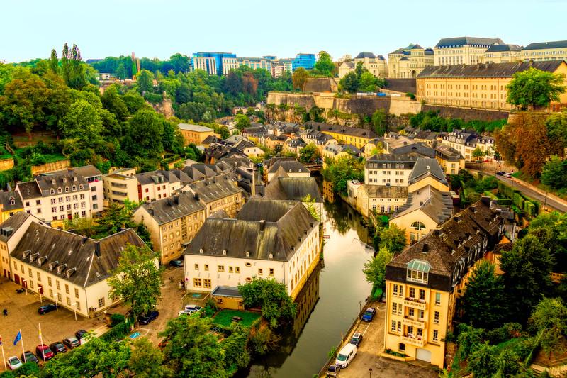 Grund, Luxembourg