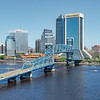 Blue Skies Over Jacksonville