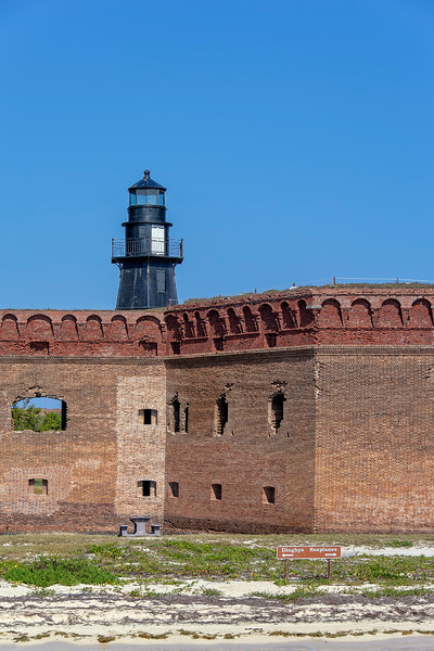 Dry Tortugas National Park, Fort Jefferson