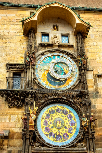 Prague's Astrological Clock