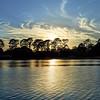 Bluewater Bay Lake Sunset