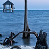 Blue Hour on Lake Pontchartrain