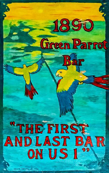 The Green Parrot Bar