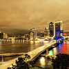 Downtown Jacksonville Golden Hour