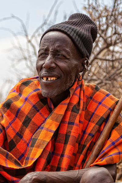 Maasai Chieftain