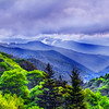 Mountains of Great Smoky National Park
