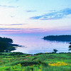 Sunset Over Penobscot Bay