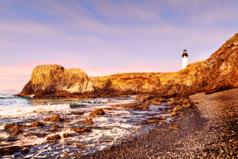 Yaquina Head's Lighthouse, Oregon