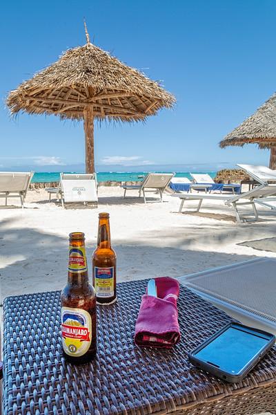 Zanzibar Beach Resort With All the Trimmings