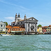 Going Down the Grand Canal of Venice