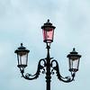 Street Lamp Of Venice