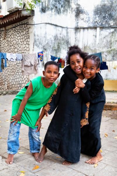 The Zanzibar Girls
