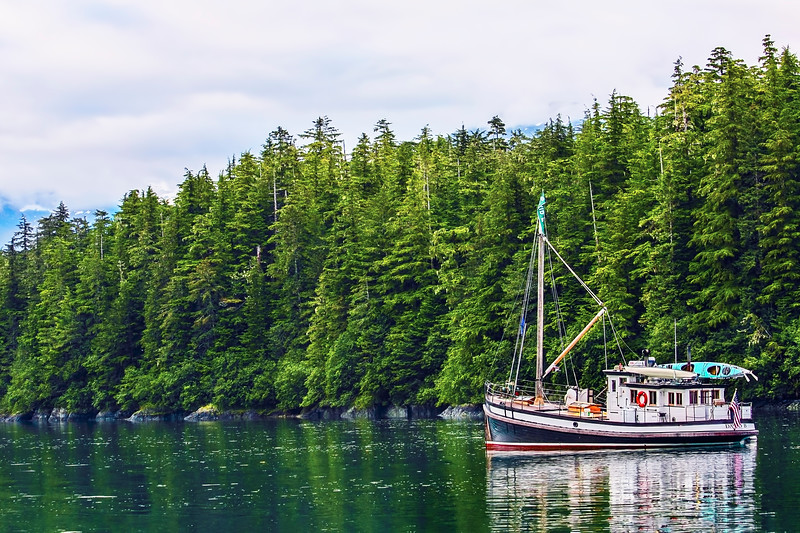 Life On The Boat In Alaska
