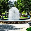 Hiavatyev Park Fountain, Koper