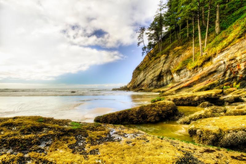 Short Sands Beach, Oregon