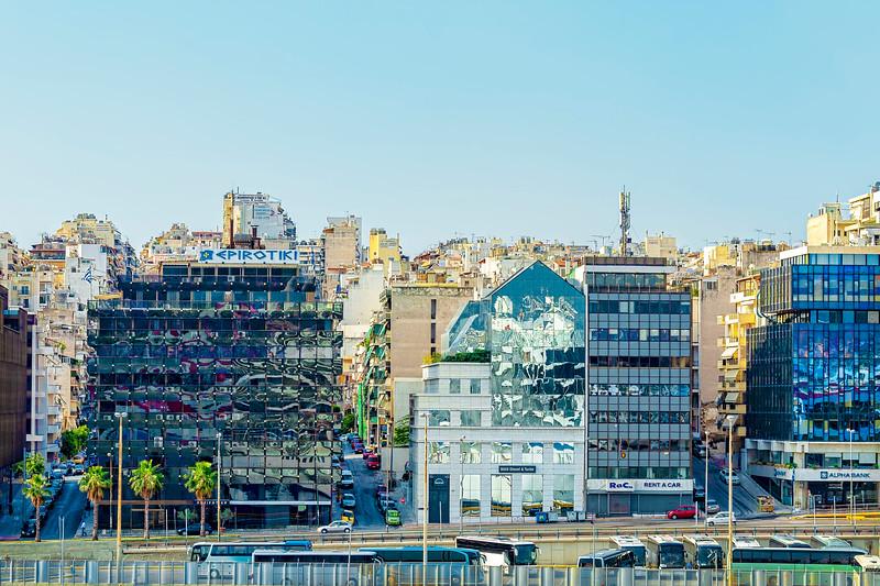 Piraeus, Athens Port City, Greece