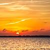 Sunset Over Destin