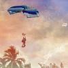Parachuting Into Chaos