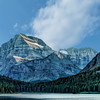 The Blue Mountains of Glacier National Park
