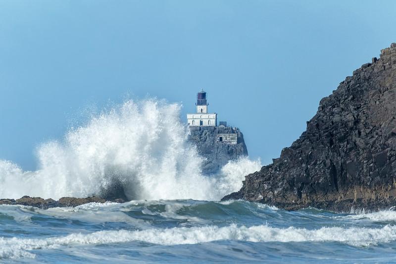 Tillamook Rock Light House, Oregon - Terrible Tilly