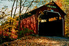 PA Enslow bridge in autumn