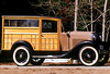 ME 1996 restored woody wagon