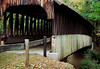VT  1987 covered bridge