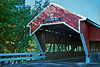 NH 1987 Jackson covered bridge