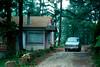 1986 AR Eureka Springs Minivan at the Violet Villa