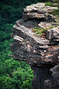 1981 AR  Cliff ledge