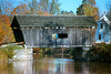 1987 CT Covered bridge