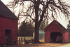 1981 IA Winterset Red outbuildings