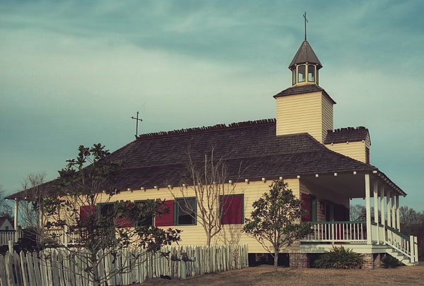 1984 LA Lafayette Church