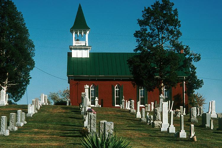 1994 MD Christmas church