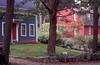 1991 MA Rockport Colorful houses