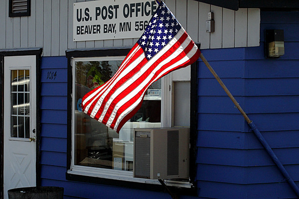 2002 MN Beaver Bay Post office