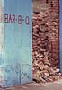 1975 TX Conroe BBQ bricks