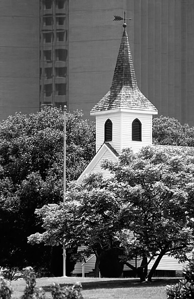 1975 TX Houston Church downtown