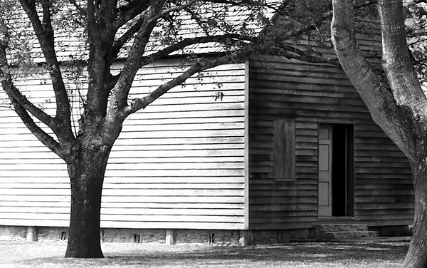 1974 TX Washington on the Brazos the first Texas capital building