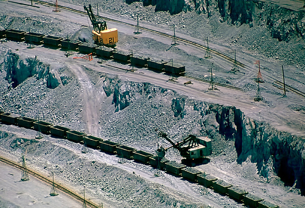 1962 UT Copper mine