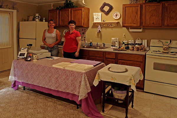 CHLF AUG 2007 Lavender Farm Gift Shop 3