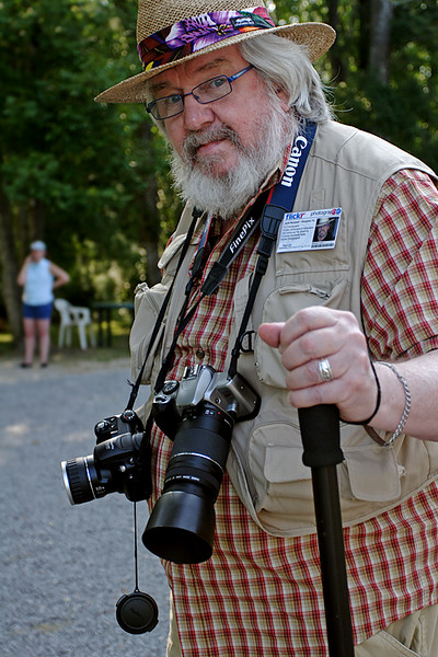 CHLF AUG 2007 Camera Man