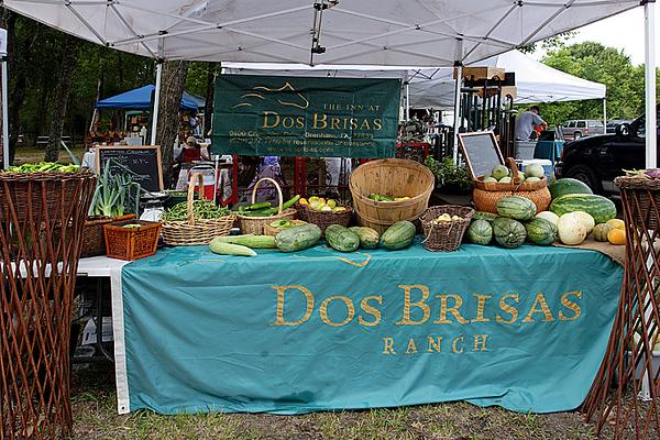 Dos Brisas Ranch Booth
