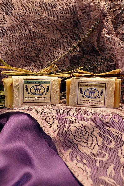 2012 02 CHLF Two Lavender Soaps Vertical