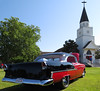 2016 05 07 TB Vintage car day at the church