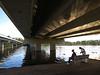 2012 12 17 Places North Shore bridge fishing