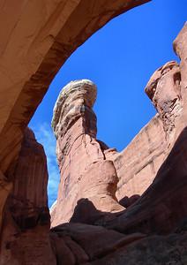 Below Tower Arch