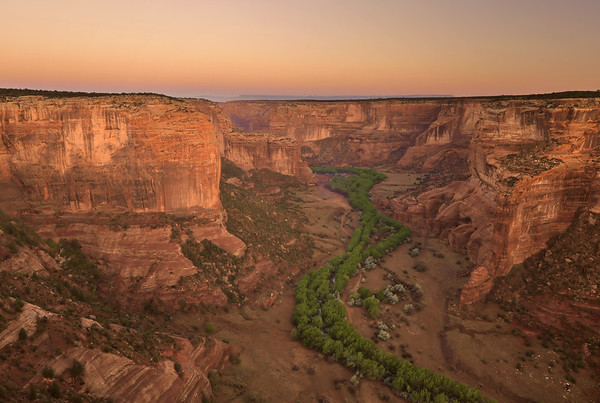 Dawn in Canyon De Chelly Canyon De Chelly, Arizona. Copyright © 2011 All rights reserved.
