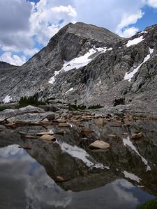 Unnamed Peak Near Piute Pass