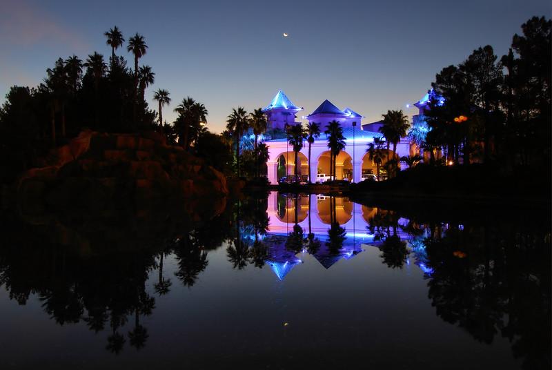 Casablanca Casino Hotel in Mesquite Nevada